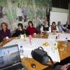 A Wekerle Társaskör elnökségének látogatása Gyárvárosban