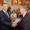 Gyárváros szolgálatáért díj - Ferenczy Lajos volt önkormányzati képviselőnek